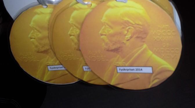 Vi firar Nobeldagen!
