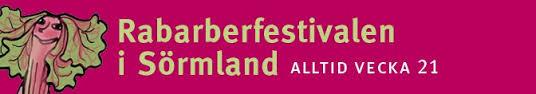 Rabarberfestival i Sörmland