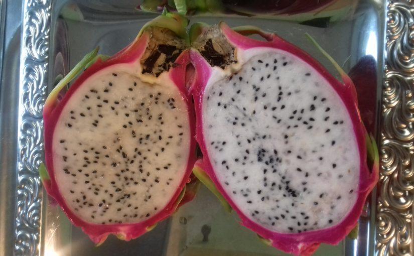 Exotiska frukter!