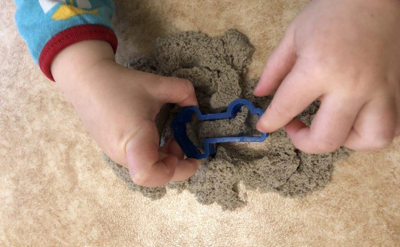 Magiska sand