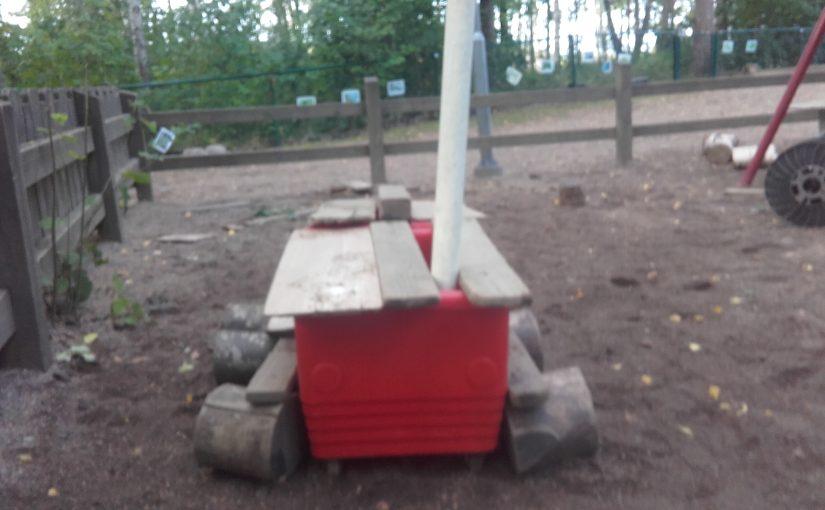 Bygge i teknikparken