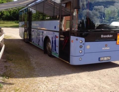 Bussutflykt till Nynäs