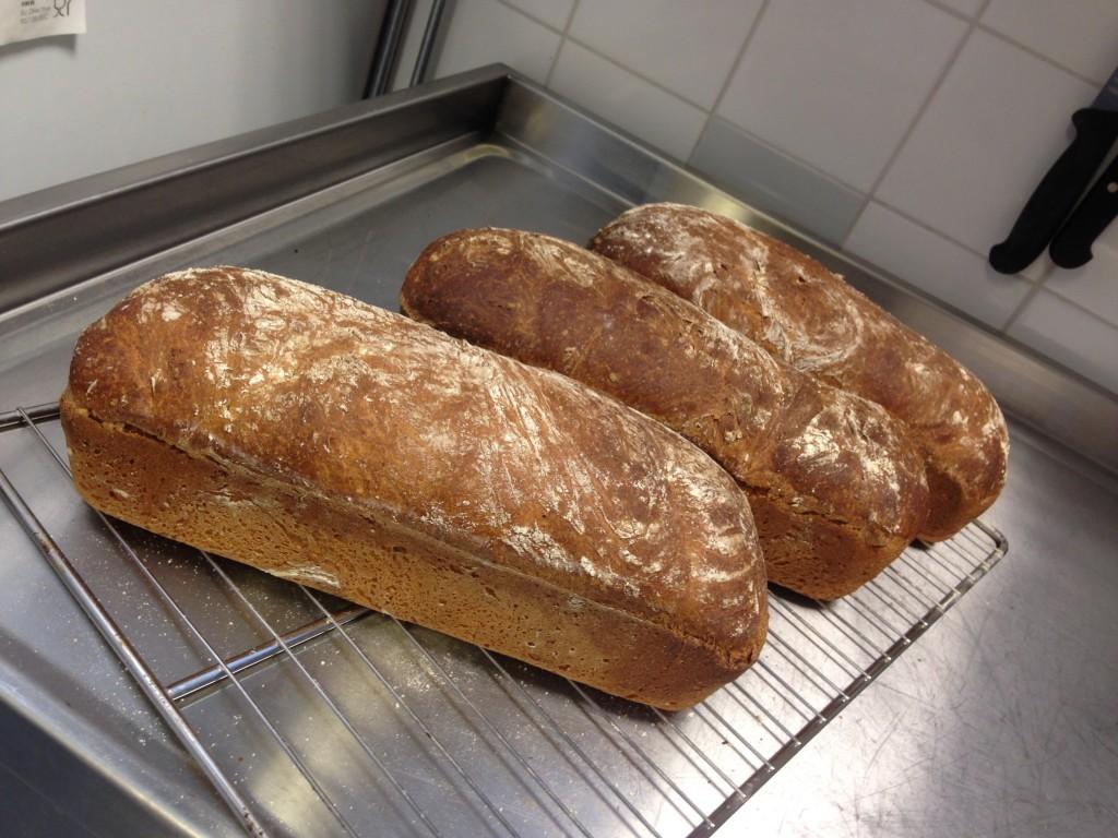 bröd med farin, mannagrynsgröt, linfrö