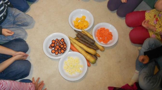 Månadens grönsak