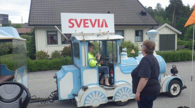 Invigning Arnö Strandpromenad