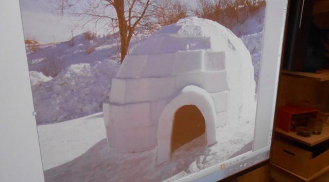I väntan på snön…