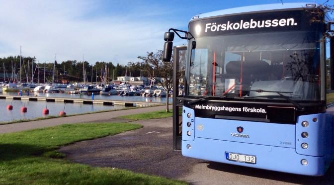 Delfinerna vid Oxelösunds gästhamn