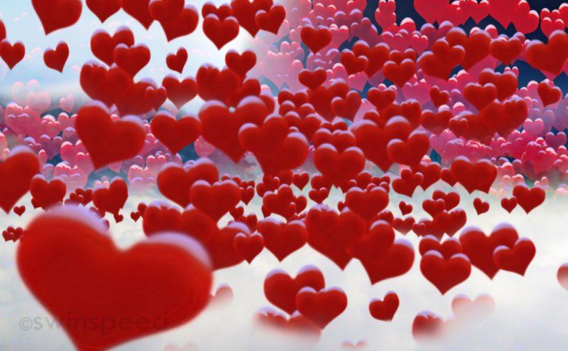 Vi firar alla hjärtans dag