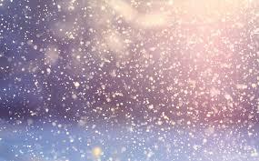 Är det vår när det snöar?