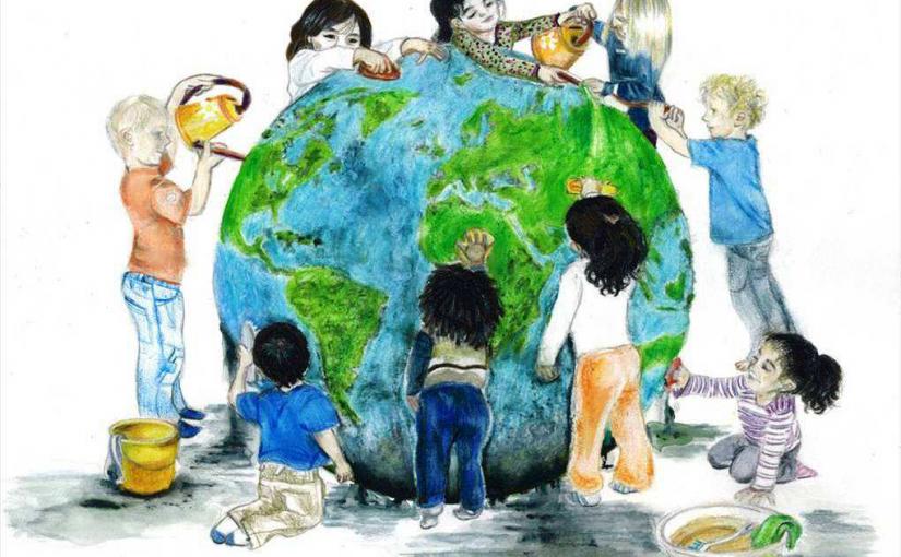 Vi tänker hållbart