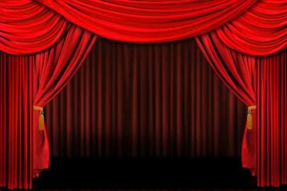 5 åringarna på teater