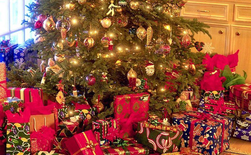 Julklappar till världen