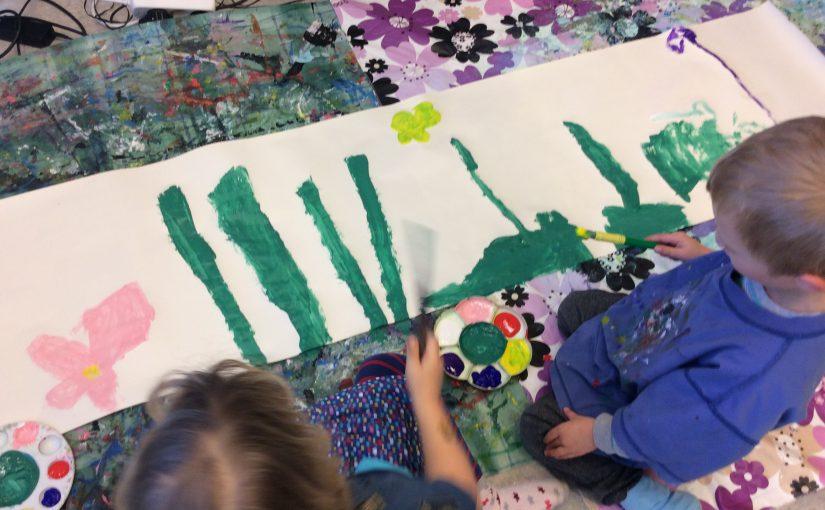 Att skapa kreativa lärmiljöer