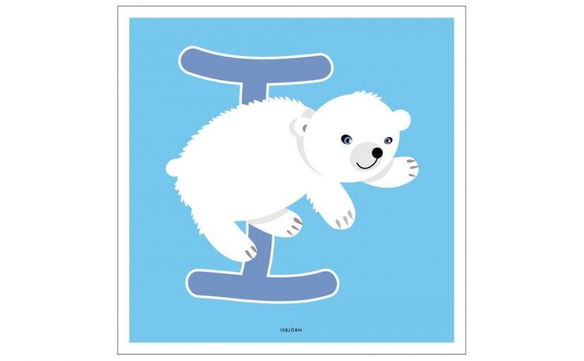 I som i iskallt och isbjörn