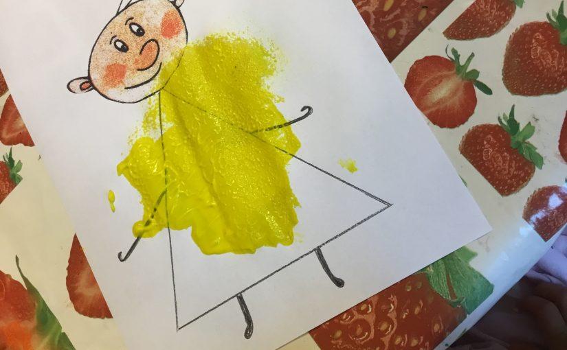 Lustig är gul!