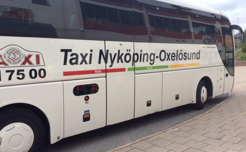 Om fröknarna tar fel på dag, så kan man få åka buss två dagar i rad!