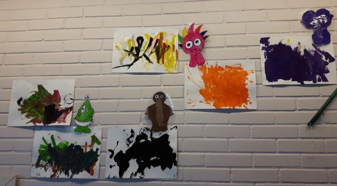 Vi målar babblarna