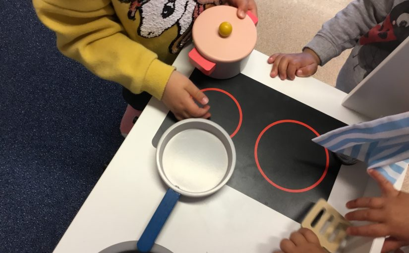 Vi utvecklar våra lärmiljöer på Junibacken