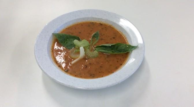 Kajsas tomatsoppa