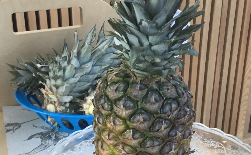 Sapere med ananas