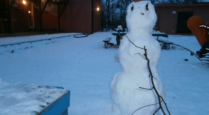 Vi har träffat Olof!