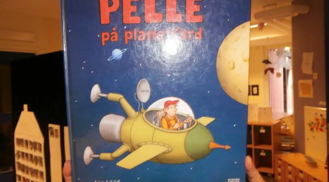 Samspel och turtagning i Valens bokprojekt!