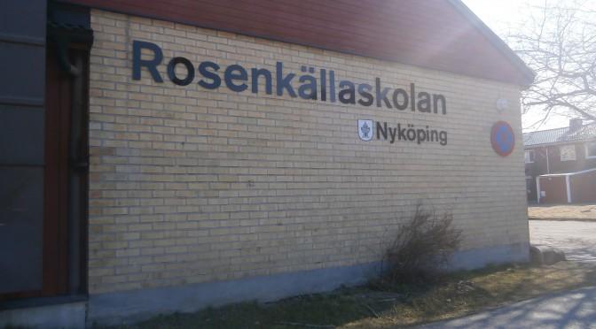 Promenad till Rosenkällaskolan