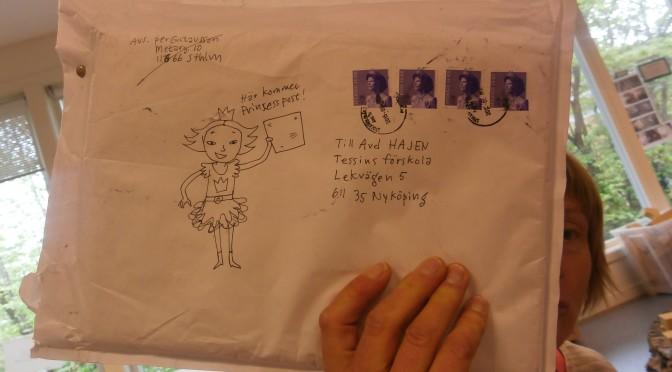 Vi har fått brev!