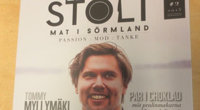 Stolt mat i Sörmland och White guide junior