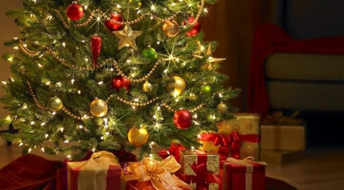 Från oss alla till er alla en riktigt god jul!