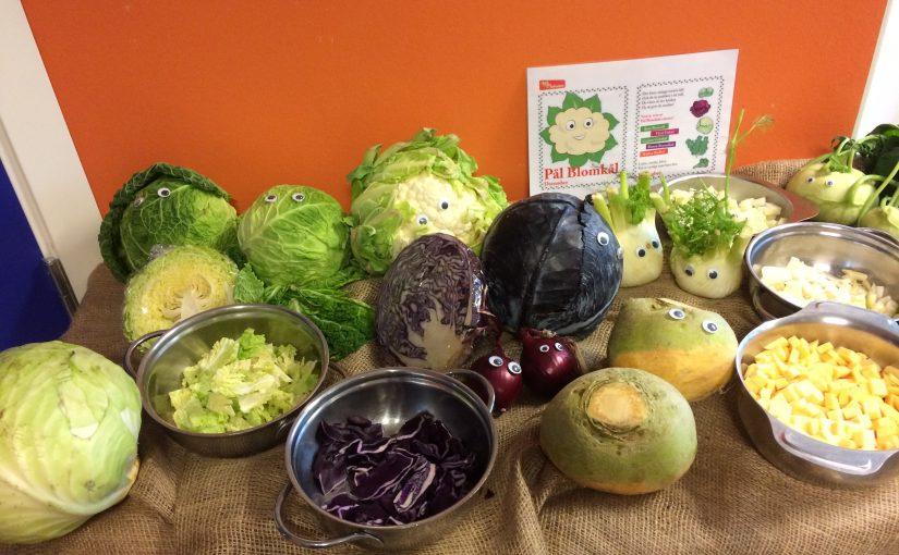Klimatsmart matvecka