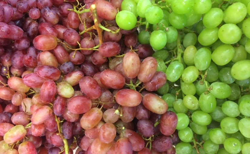 Veckans frukt är?
