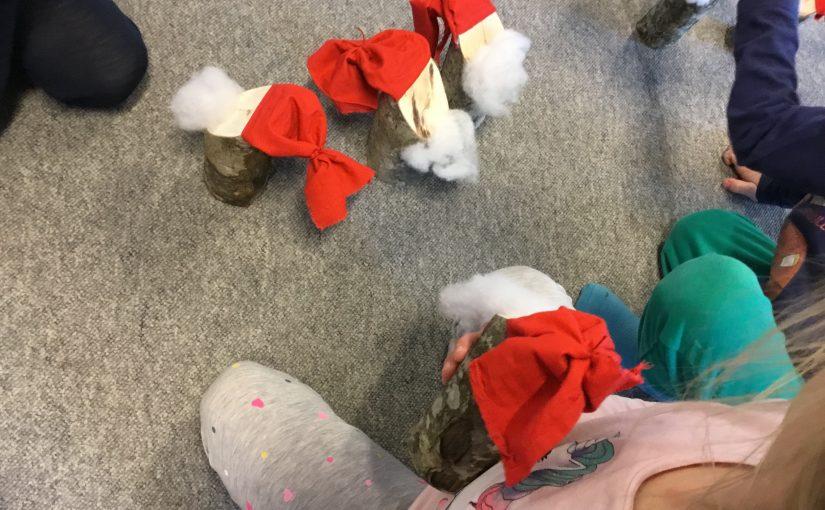 Julmys på Hajen